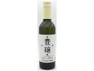 山梨 シャトー勝沼/豊穣 白 12度 375ml