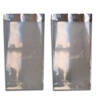 OPP袋透明長3サイズテープ付厚0.04【1000枚】A4三つ折り透明封筒テープ付き120×235