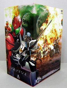 Kamen Rider decade episode 1 DVD7