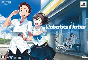 【中古】ROBOTICS;NOTES(初回限定版 ポケコンバック型スマートフォンケース/設定資料集 同梱) - PS3画像