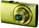 【中古】Canon デジタルカメラ IXY600F グリーン IXY600F(GR)