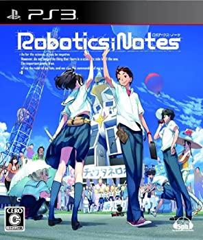 【中古】ROBOTICS;NOTES (通常版) - PS3画像