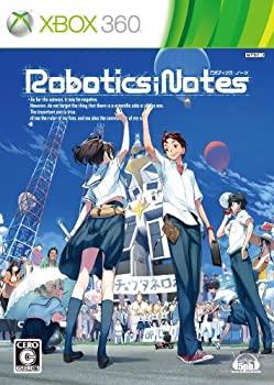 【中古】ROBOTICS;NOTES (通常版) - Xbox360画像