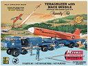 【中古】アメリカレベル 1/32 SSP テラクルーザーw/メースミサイル プラモデル