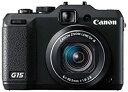 【中古】Canon デジタルカメラ PowerShot G15 約1210万画素 光学5倍ズーム PSG15