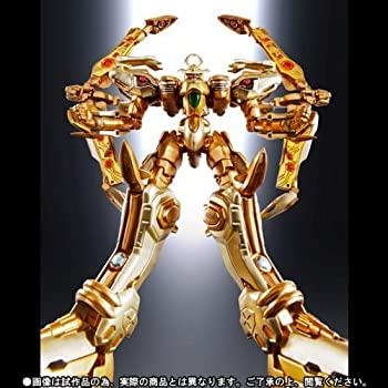 【中古】スーパーロボット超合金 創聖のアクエリオン ゴールドソーラーアクエリオン(魂ウェブ限定)画像