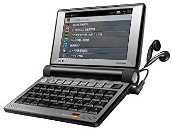 【中古】セイコーインスツル 電子辞書 DAYFILER デイファイラー DF-X7000GR ドイツ語・日本語・英語収録電子辞書 無線LAN搭載モデル