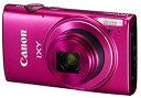 【中古】Canon デジタルカメラ IXY 620F(ピンク) 広角24mm 光学10倍ズーム IXY620F(PK)