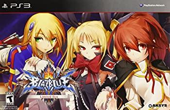 【中古】Blazblue: Chrono Phantasma Limited Edition画像