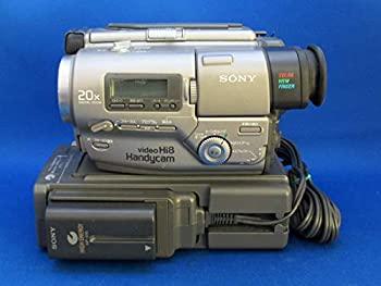 【中古】ソニー CCD-TR2 8mmビデオカメラ(8mmビデオデッキ) ハンディカム VideoHi8