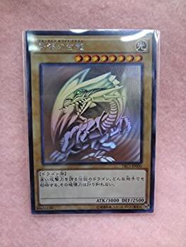 【中古】遊戯王OCG Blue-Eyes White Dragon 青眼の白龍 ホログラフィックレア TRC1-JP000-HR画像