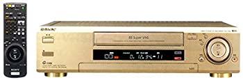 【中古】SONY SLV-RX9 S-VHSビデオデッキ