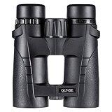 【中古】双眼鏡 望遠鏡 8×42 HD高倍率 BAK4 低光視覚人間工学のデザイン コンサート 花火大会 運動会 登山 旅行観光 野鳥観察 野球観戦 (QUNSE-X23)