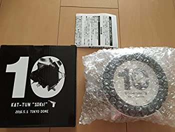 【中古】KAT-TUN 10ks! アラームクロック 東京ドーム