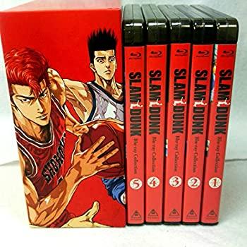 【中古】特典全付 初回版 SLAM DUNK スラムダンク Blu-Ray Collection 全5巻セット画像