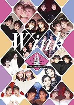 DVD, その他 Wink Visual Memories 1988-1996 30th Limited Edition DVD