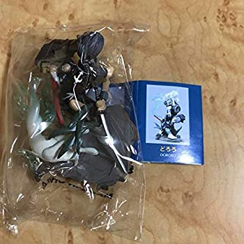 【中古】海洋堂 手塚治虫ミニヴィネットアンソロジー2 どろろ 百鬼丸 ひゃっきまる フィギュア画像