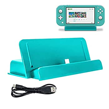 中古 VikisdaNintendoswitchLite充電器卓上ホルダー急速充電充電スタンドクレードル充電器Nintendo