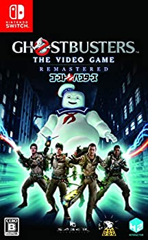 【中古】Ghostbusters: The Video Game Remastered - Switch画像