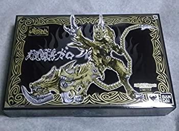 【中古】限定 牙狼<GARO> -魔戒ノ花- 魔戒可動 光覚獣身 ガロ画像