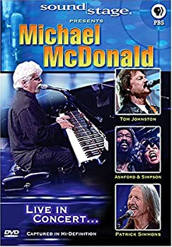 DVD, その他 Soundstage: Michael Mcdonald Live in Concert DVD