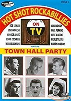 【中古】Hot Shot Rockabillies on the Town Hall Party [DVD] [Import]