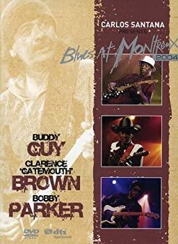 【中古】Carlos Santana Presents: Blues at Montreux [DVD] [Import]