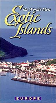 【中古】World's Most Exotic Islands: Europe [VHS]画像