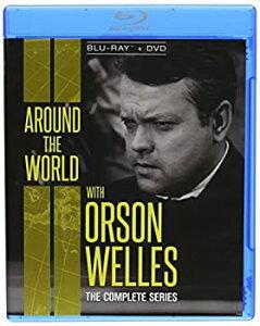 【中古】Around the World With Orson Welles: The Complete [Blu-ray] [Import]