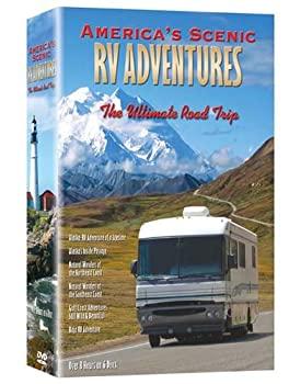 DVD, その他 Americas Scenic Rv Adventures DVD Import