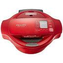 【中古】シャープ 自動調理 鍋 ヘルシオ ホットクック 1.6L 無水鍋レッド KN-HT99A-R