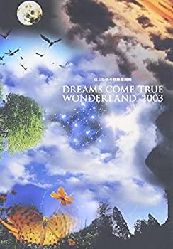 CD・DVD, その他  DREAMS COME TRUE WONDERLAND 2003() DVD