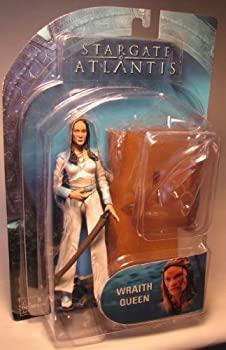 【中古】STARGATE ATLANTIS スターゲイト アトランティス WRAITH QUEEN レイスの女王 フィギュア画像