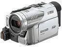 【中古】パナソニック NV-GS70K-S デジタルビデオカメラ シルバー