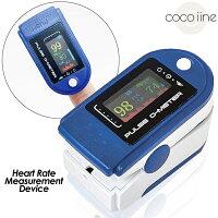 オキシメーター 計測計 パルスゼロメーター 心拍数計測 体調指数計測 血中酸素飽和度計測 軽量コンパクト 体調管理 フィットネス ウォーキング OMHC-CNPM001