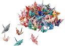 折り鶴シャワー300羽セット (フラワーシャワー 和風 和婚 和装 結婚式 披露宴 パーティー 演出 セレモニー)