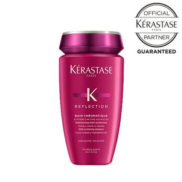 《正規店》バンクロマティック 250ml ケラスターゼRF KERASTASE ヘアケアシャンプー カラーヘア用シャンプー ヘアカラーの褪色を防ぐ ヘアカラーを長持ちさせるシャンプー