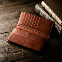 【伝統職人】【COCOMEISTER(ココマイスター)】マルティーニ・アーバンウォレット イタリア千年もの歴史を誇る伝統皮革の長財布 メンズ 紳士物