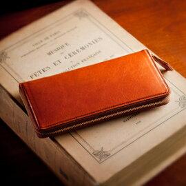 【伝統職人】【COCOMEISTER(ココマイスター)】マットーネ・ラージウォレットイタリア千年の歴史を誇る長財布紳士者メンズ