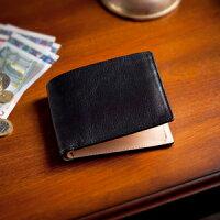 6b9309528c03 【伝統職人】【COCOMEISTER(ココマイスター)】マットーネ・マルチパース イタリア千年の歴史を誇る 2つ折り財布 紳士者 メンズ
