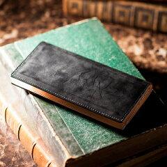 【COCOMEISTER】 コードバン・薄型長財布