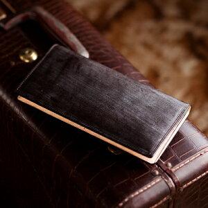【伝統職人】【COCOMEISTER(ココマイスター)】ブライドル・アルフレートウォレット 英国1000年もの歴史を誇る伝統皮革の長財布 メンズ 紳士物