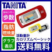 TANITA(タニタ) 活動量計 カロリズムベーシック【送料無料|送料込|歩数計|活動量計|ダイエット|カロリー|健康器具|敬老の日|プレゼント】