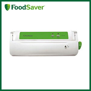 真空パック FoodSaver(フードセーバー) V2244W[真空パック器 真空パック機 ラップ 保存容器]