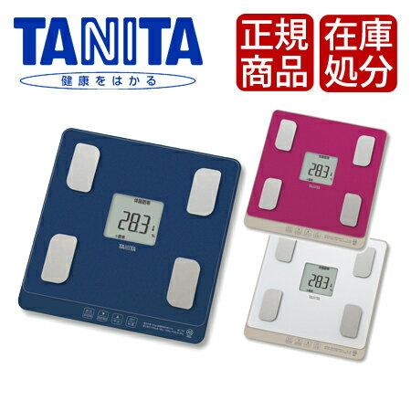 TANITA(タニタ) 体組成計(体重計・体脂肪計) BC-758[送料無料 かわいい ヘルスメーター 乗るピタ ...
