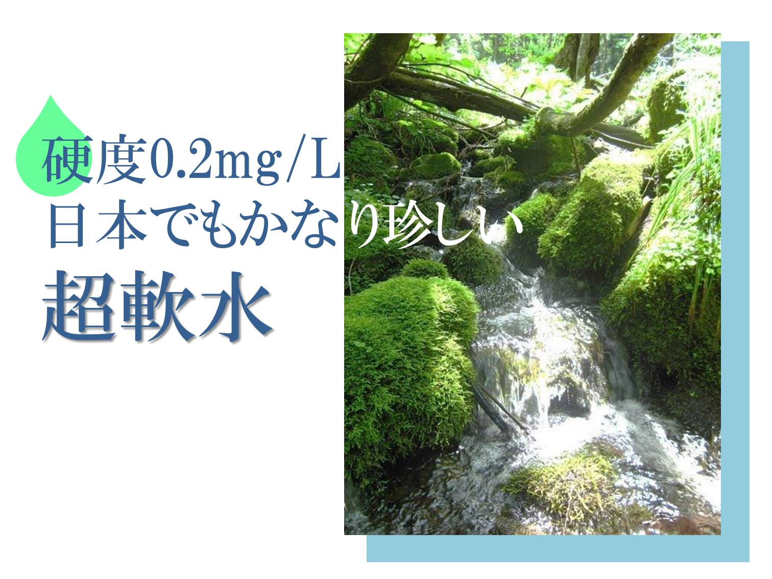 【古今東北】白神山地のふんわり湧水 2L×6本...の紹介画像3