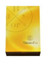 チョコレート, チョコレートスナック  glico Baton Dor 2