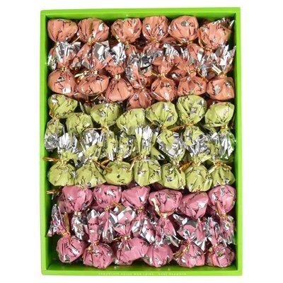母の日間に合います モンロワールリーフメモリーギフトボックス80個入チョコレート葉っぱスイーツ詰め合わせ個包装お菓子ばらまきデ