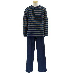 メンズ シニアファッション■スウェットスーツ カノコ 天竺 クルー パンツ 上下セット  シニアファッション 70代 80代 90代 男性 紳士 メンズ 敬老の日 父の日 ギフト プレゼント