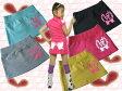 SPYGIRL ♪リボン〜LOVE〜ハート♪ミニスカ(JSG-02)(ダンス)【ダンス衣装】【ステージ衣装】【韓国子供服】